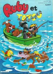 Ruby et Tatou -9- Pêche interdite