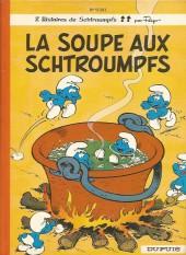 Les schtroumpfs -10a1979- La soupe aux Schtroumpfs