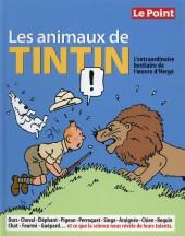 Tintin - Divers -76''- Les animaux de Tintin
