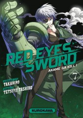 Red eyes sword - Akame ga Kill ! -7- Volume 7