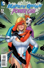 Harley Quinn and Power Girl (2015) -2- Excess of Exes