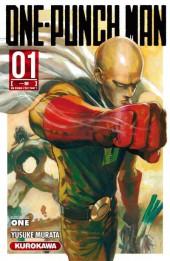 One-Punch Man -1- Un poing c'est tout !