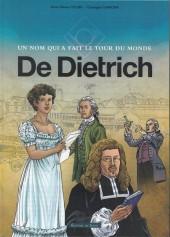 De Dietrich - Un nom qui a fait le tour du monde