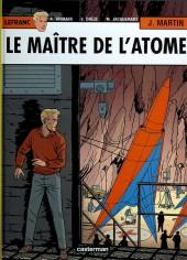Lefranc -17b2013- Le maître de l'atome