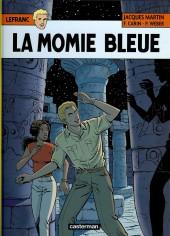 Lefranc -18a- La momie bleue
