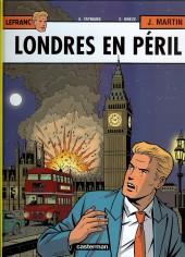 Lefranc -19a2011- Londres en péril