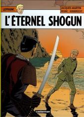 Lefranc -23a2014- L'éternel shogun