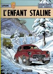 Lefranc -24a14- L'enfant Staline