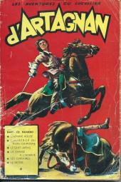D'Artagnan (Les aventures du chevalier) -REC01- Album N°1 (du n°1 au n°6)