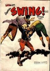 Capt'ain Swing! (1re série) -81- La mort dans l'ombre