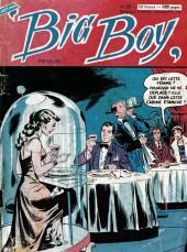 Big Boy -27- La fille sous la sphère de verre
