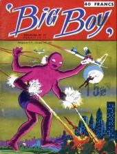 Big Boy -31- Le géant de l'espace