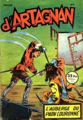 D'Artagnan (Les aventures du chevalier) -2- L'auberge du paon couronné