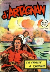 D'Artagnan (Les aventures du chevalier) -4- La chasse à l'homme