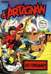 D'Artagnan (Les aventures du chevalier) -5- Les corsaires