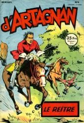 D'Artagnan (Les aventures du chevalier) -6- Le reître