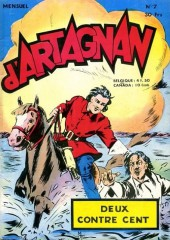 D'Artagnan (Les aventures du chevalier) -7- Deux contre cent