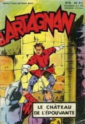 D'Artagnan (Les aventures du chevalier) -8- Le château de l'épouvante
