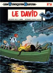 Les tuniques Bleues -19b91- Le David