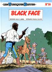 Les tuniques Bleues -20b1992- Black face