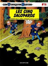 Les tuniques Bleues -21a1992a- Les cinq salopards