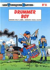 Les tuniques Bleues -31a92- Drummer boy