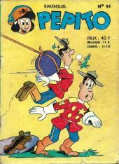Pepito (1re Série - SAGE) -91- Monsieur le Duc