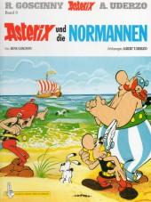 Astérix (en allemand) -9- Astérix und die Normannen