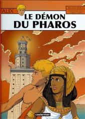 Alix -27a2014- Le démon du Pharos