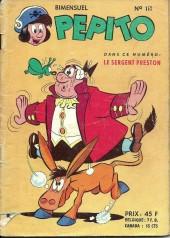 Pepito (1re Série - SAGE) -111- Magie noire