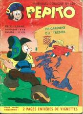 Pepito (1re Série - SAGE) -180- Les gardiens du trésor