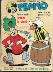 Pepito (1re Série - SAGE) -186- L'anneau magique