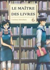 Le maître des livres (Toshokan no Aruji)  -6- Tome 6