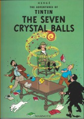 Tintin (The Adventures of) -13a99- The seven crystal balls