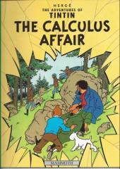 Tintin (The Adventures of) -18c99- The Calculus Affair