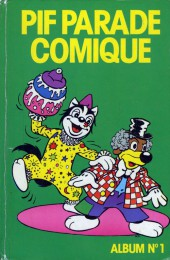 Pif Parade Comique -REC01- Album N°1