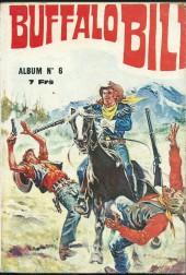 Buffalo Bill (Jeunesse et Vacances) -Rec06- Album N°6 (du n°16 au n°18)
