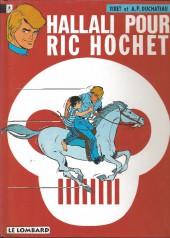 Ric Hochet -28a94- HALLALI POUR RIC HOCHET