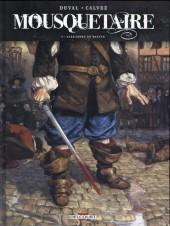 Mousquetaire (Duval) -1- Alexandre de Bastan