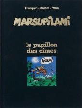 Marsupilami -9TT- Le papillon des cimes