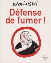(AUT) Wolinski - Défense de fumer