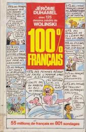 (AUT) Wolinski - 100 % français