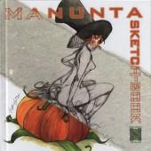(AUT) Manunta - Manunta Sketch-Book
