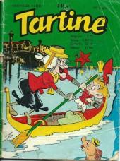 Tartine -88- L'île presque déserte
