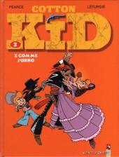 Cotton Kid -3- Z comme Sorro