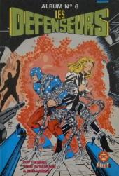 Les défenseurs (2e série - Arédit - Arédit DC) -Rec06- Album N°6 (du n°11 au n°12)