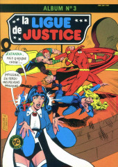 La ligue de justice (1re série - Arédit - Artima Color DC Super Star puis Artima Color DC) -Rec03- Album N°3 (n°5 et n°6)