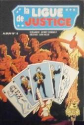 La ligue de justice (2e série - Arédit - Arédit en couleurs) -Rec06- Album N°6