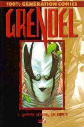 Grendel -1- Quatre démons, un enfer