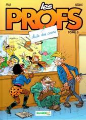 Les profs -5d15- Chute des cours
